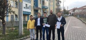 Başbakan'dan Hisarcıklı gençlere mektup