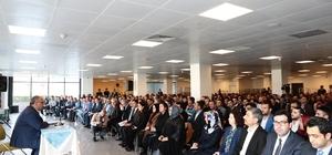 Başkan Hasan Can, belediye personeli ile bir araya geldi