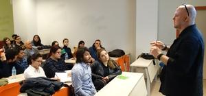 Kocaeli Üniversitesinde medya konferansı yapıldı