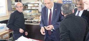 AK Partili Demirkıran'dan referandum çalışması