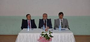 Vali Ahmet H. Nayir: Okullar sadece diploma alma yeri olmamalı