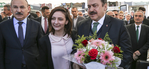 Orman ve Su İşleri Bakanı Eroğlu Kastamonu'da