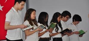Milas'ta Kütüphane Haftası kutlandı