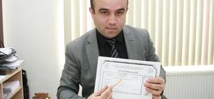 Tokat'ta K belgeleri yenileniyor