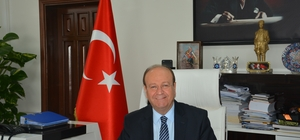 Başkan Özakcan'ın Regaib Kandili mesajı