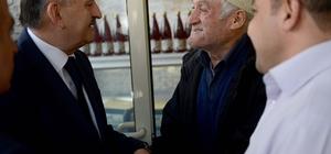 Çalışma ve Sosyal Güvenlik Bakanı Müezzinoğlu Kilis'te