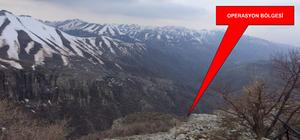 Şırnak'ta terör operasyonu
