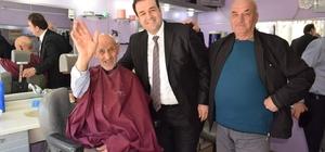 AK Parti'nin Esentepe, Sütlüce ve Sakintepe mahallelerinde halk oylaması çalışmaları