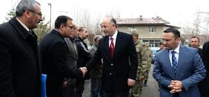 Vali Azizoğlu'ndan ilçelerde güvenlik toplantısı