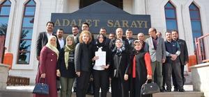 MHP'li Karakoyun, Mazbatasını aldı