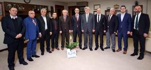 Başkan Karaosmanoğlu, Gümüşhane ve Yozgatlılar ile bir araya geldi
