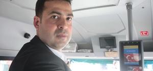 Adana'da 18 dolmuş kooperatifinde kent kart dönemi