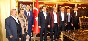"""Gültekin: """"Mezitli halkı, 16 Nisan günü kararını evet olarak verecektir"""""""