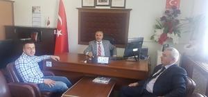 Ilgaz'a yeni milli eğitim müdürü