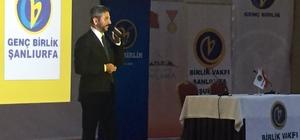 TBMM Başkanvekili Aydın Şanlıurfa'da