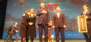Cumhurbaşkanı Recep Tayyip Erdoğan güzellik uzmanlarının beklediği imzayı attı