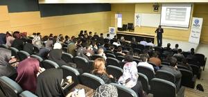 'Küresel Sömürü Sistemi ve Çıkış Yolları' konferansı SAÜ'de düzenlendi