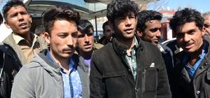 Kaçakları İstanbul diye Muş'a bıraktılar