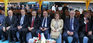 Gaziantep SGK İl Müdürlüğünün açılışı