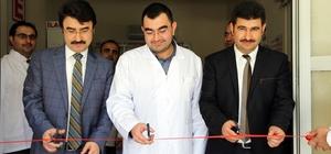 Harran Üniversitesinde temsili Eczane ve Majistral laboratuvarı açıldı