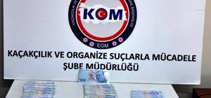 Kırıkkale'deki sahte para operasyonu