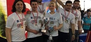 Su altı sporcularından Tekirdağ'a ilk başarı