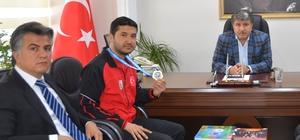 Aydınlı Serhat Türkiye şampiyonu oldu