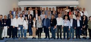 ATSO Meslek Komiteleri Antalya Ekonomisini masaya yatırdı