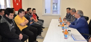Vali Nayir: Dumlupınar Üniversitesi Kütahya'nın bir zenginliğidir