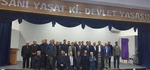 Pazaryeri'nde yılın ilk Halk Meclisi toplantısı yapıldı