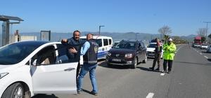 Jandarma ve polisten asayiş uygulaması