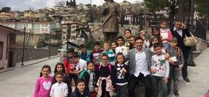 Öğrenciler 'Kentim İzmit'im turunda