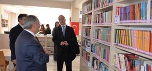 Barış Başoğlu: Vahid Paşa İl Halk Kütüphanesinde bu yıl hedefimiz 50 bin kullanıcı