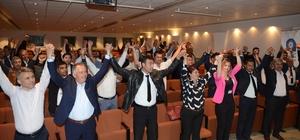 Antalya Ulaşım esnafına motivasyon ve iletişim eğitimi