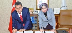 Okul Sağlığı Hizmetleri İş Birliği Protokolü imzalandı