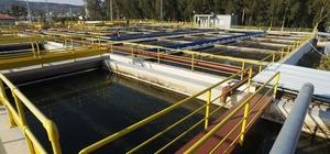 Atakent atıksu arıtma tesisi yarın açılıyor
