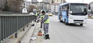 Ankara Büyükşehir Belediyesinden bahar temizliği