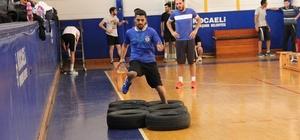 Ücretsiz Özel Yetenek Spor Kurslarında eğitimler sürüyor