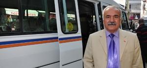 Adana'da toplu taşıma araçlarına kent içi yasağı