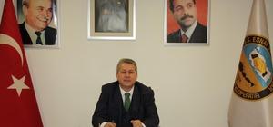 Başkan Ertan Taşlı Regaip Kandilini kutladı