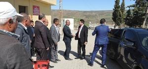 Musabeyli ilçesinde güvenlik toplantısı