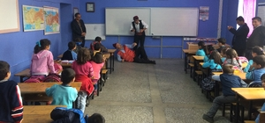 Malatya'da Dünya Tiyatrolar Gününü kutladı