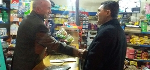 Ekrem Çelebi, Ağrı'da Referandum çalışmalarına katıldı