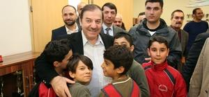 Esenyurt Belediyesi Mehmet Akif Ersoy Kütüphanesi'ni hizmete açtı