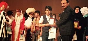 Kervan Pastanesi Turgut Pekel İmam Hatip Ortaokulu ödülleri topladı