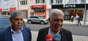"""Başkan Gürün; """"Atatürk Caddesi Dalamanlıların hemşehrilik duygularını arttıran bir alan olacak"""""""
