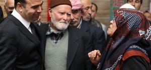 Şanlıurfa Büyükşehir Belediye Başkanı Nihat Çiftçi, Regaip Kandilini kutladı