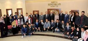 """Konya'da """"Bir Maç Binlerce Kitap On Binlerce Öğrenci"""" projesi hayata geçiyor"""