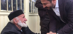 TBMM Başkanvekili Aydın'a Gerger'de yoğun ilgi
