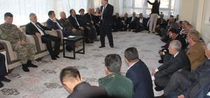 AK Parti'li Özbek'ten dayanışma yemeği